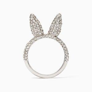 Kate Spade Make Magic Bunny Ear Ring